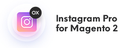 Olegnax Instagram feed for Magento 2